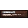 NATURAL GREATNESS Rabbit recipe adult SENIOR 12kg