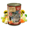 NATURAL GREATNESS BOITE 400G (Vénison, carottes,poires…)