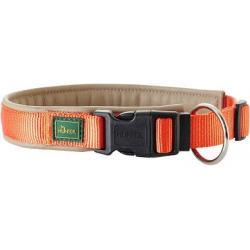 COLLIER Orange/brun HUNTER REF 64278