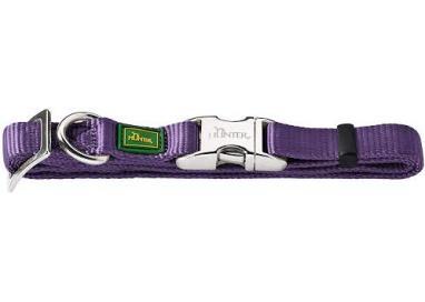 COLLIER HUNTER Purple fermoir alu ref 46680