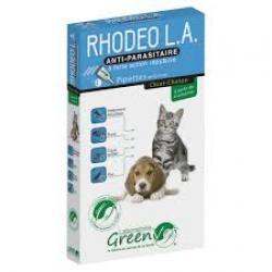 Rhodeo L.A. à partir de 4 semaines Laboratoire Green Vet