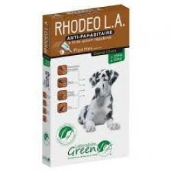 Rhodeo L.A. 25kg à 50kg Laboratoire Green Vet