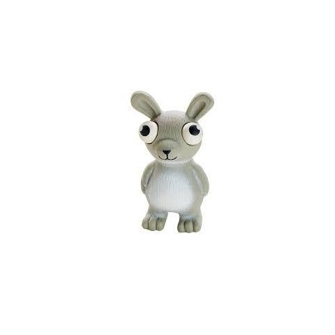 JOUET POIN POIN GRIS BUNNY