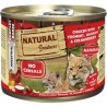 NATURAL GREATNESS BOITE 200G CHATON ET ADULTE