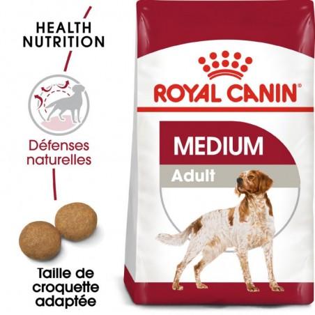 ROYAL CANIN SHN MEDIUM ADULT 4KG