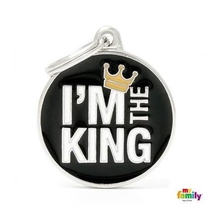 MEDAILLE I M KING