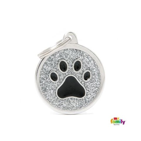 MEDAILLE GREY SMALL PAW