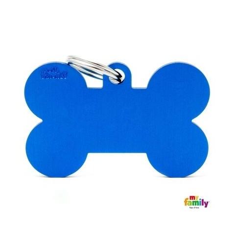 MEDAILLE BLUE SMALL BONE