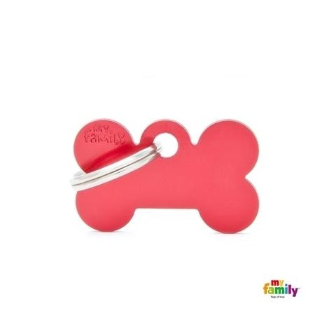 MEDAILLE RED SMALL BONE