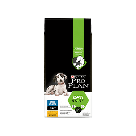 PROPLAN LARGE BREED PUPPY ATHLETICS 12KG