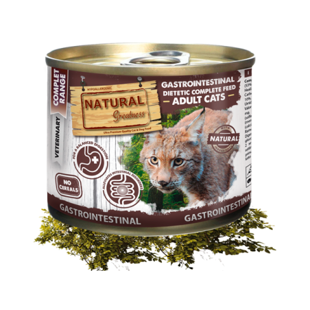 Natural Greatness Gastro intestinal 200G