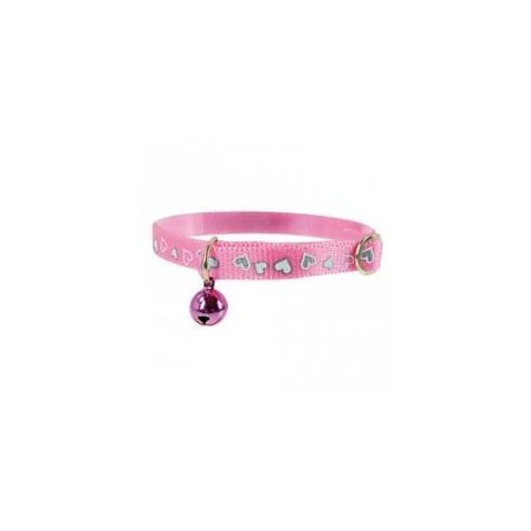 COLLIER CHAT-Rose