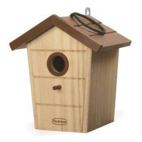 BIRD HOUSE NID