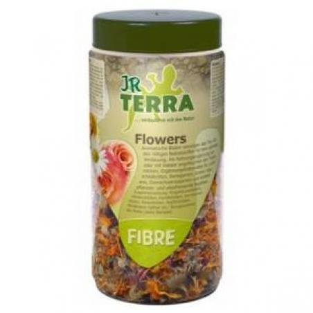 JR FARM TERRA FIBRE FLOWERS 50 G